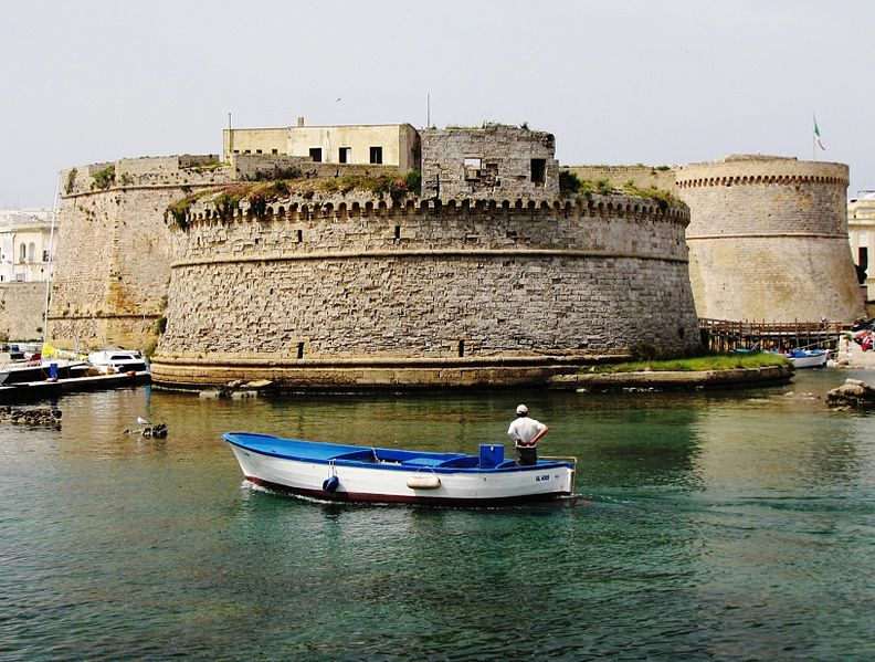 GALLIPOLI Castello Aragonese