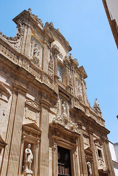 GALLIPOLI Cattedrale di santa Agata