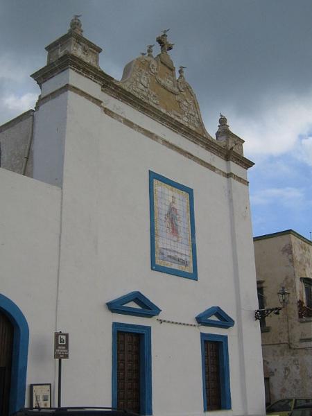 GALLIPOLI Chiesa Santa Maria degli Angeli