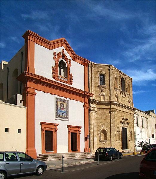 GALLIPOLI Chiesa Santissimo Crocifisso e San Domenico al Rosario