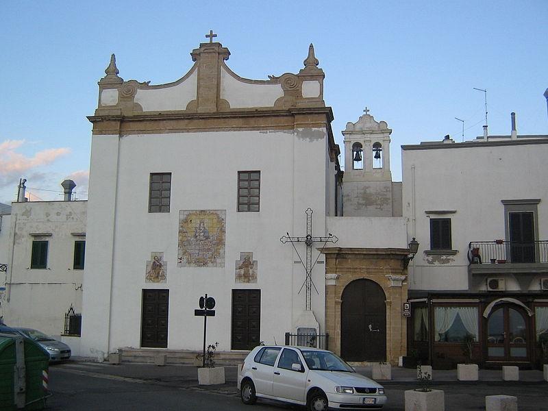 GALLIPOLI Chiesa della Purita