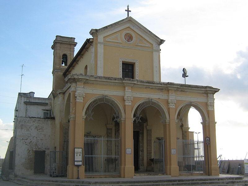 GALLIPOLI Santuario Santa Maria del Canneto