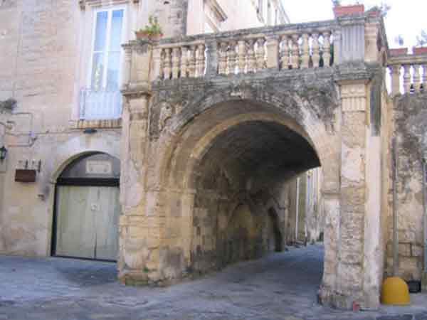 Lecce Arco di Prato