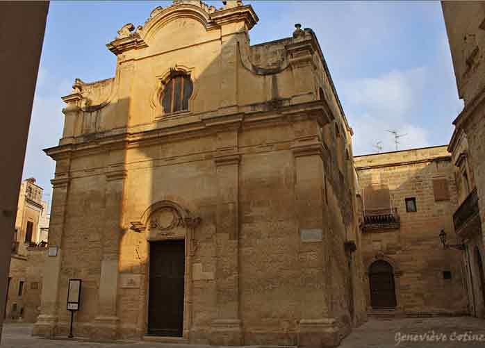 Lecce Chiesa Greca