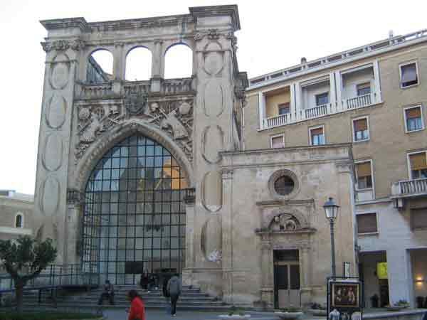 Lecce Palazzo del sedile