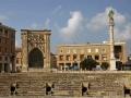 Lecce Anfiteatro romano Sant Oronzo Palazzo Sedile