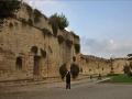 Lecce Muro di cinta castello Carlo V