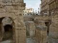 Lecce Scavi Piazza Sant Oronzo